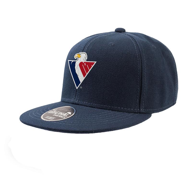 c4f7be041 Detská šiltovka snapback navy logo HC Slovan