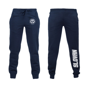 Women's slim fit joggers logo sign Slovan