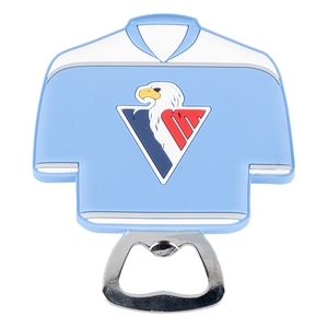 Silicone bottle opener jersey HC Slovan