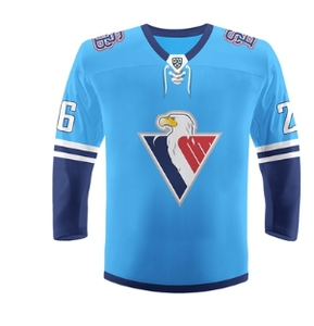 Jersey Authentic cyan adult without ads - no name - sale