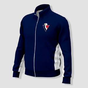 Men's sweatshirt 510 navy with HC Slovan stand